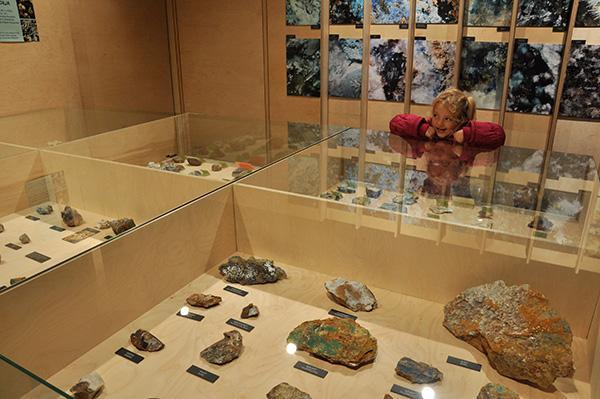 Muzej Mineralov Remšnik
