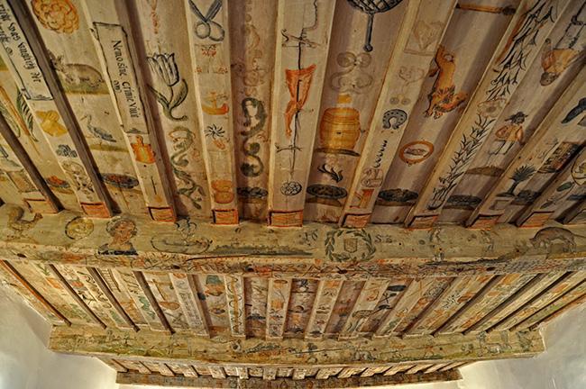 Vuzeniški strop