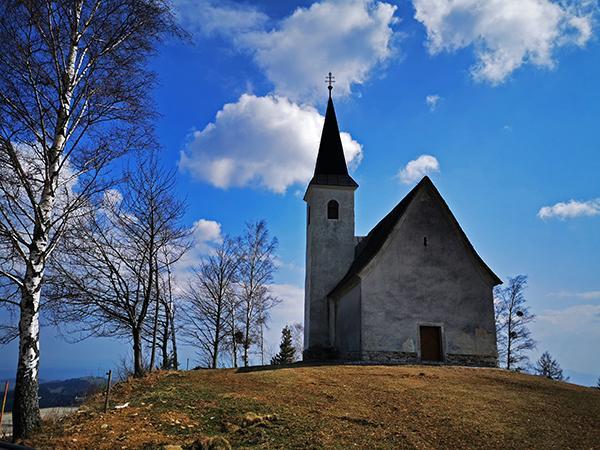 Cerkev Sv. Uršule, Bojtina