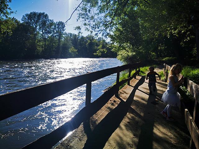 Sprehod ob reki Muri