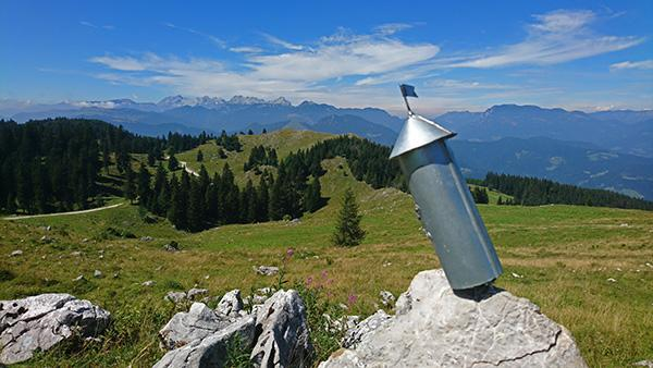 Pod vrhom Špic, Menina planina