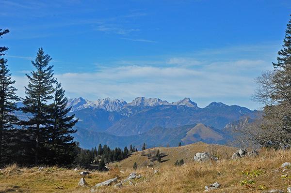 Razgled iz Menine planine