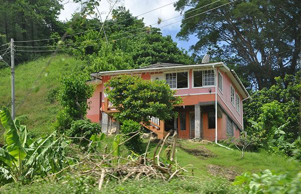Hiše na Trinidadu in Tobagu