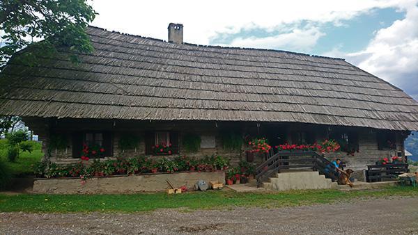 Kmetija Levovnik, Šentjanž nad Dravčami