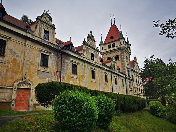 Dvorec Viltuš