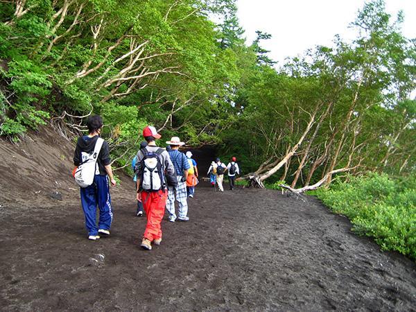 Vzpon na goro Fuji