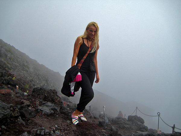 Vzpon na Fuji