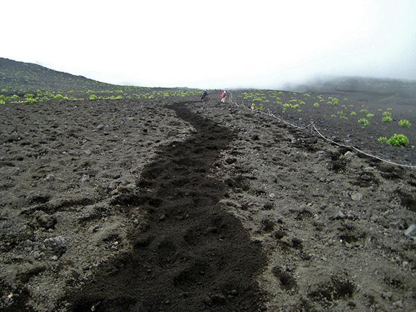 Pot na Fuji