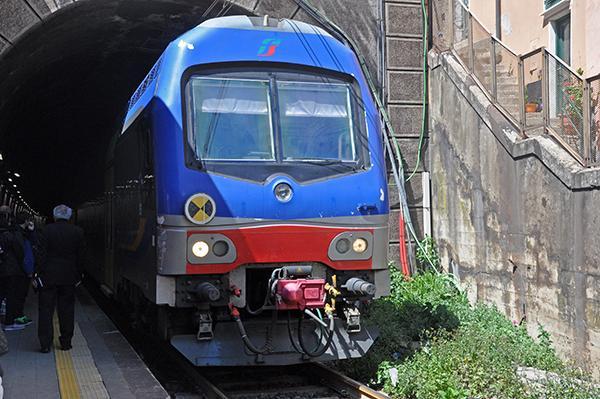 Z vlakom po Cinque Terre