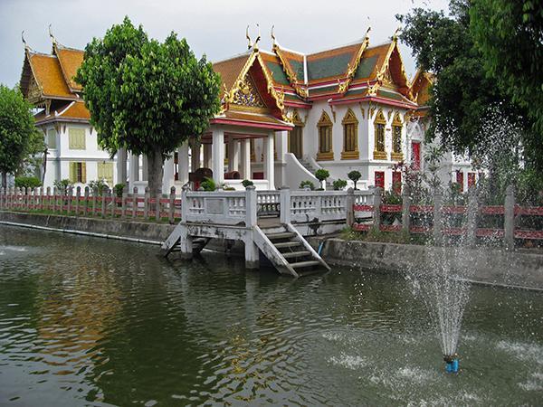 Templji, Tajska