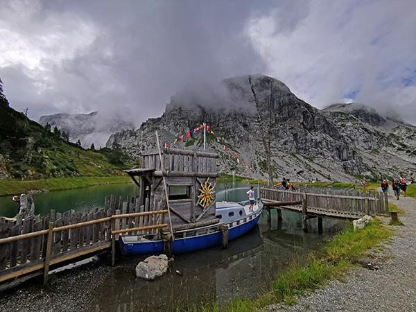 Aqua Trail, Nassfeld