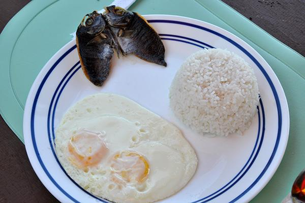 Zajtrk na Filipinih