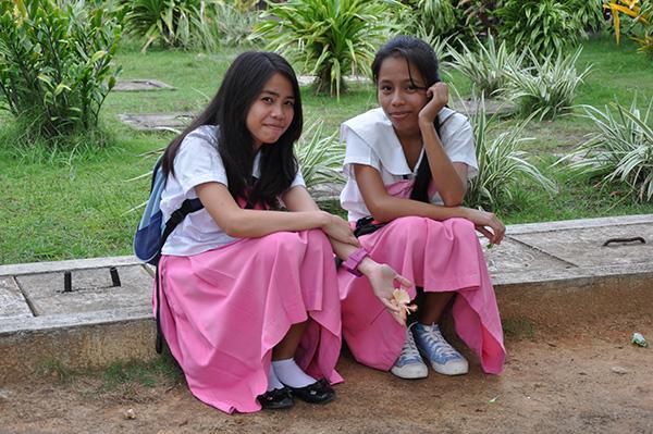 Šolarki, Filipini