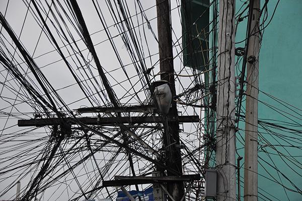 Električna napeljava, Filipini