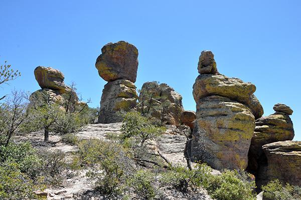 Chiricahua national park