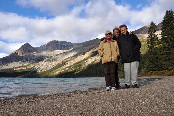 Potovanje z babicama, Kanada