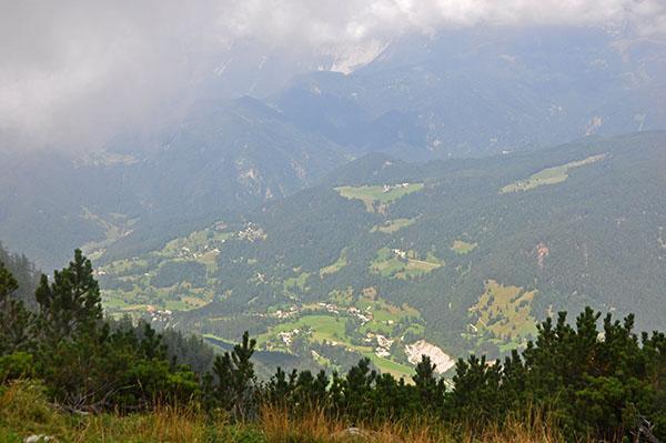 Razgled z Kriške gore