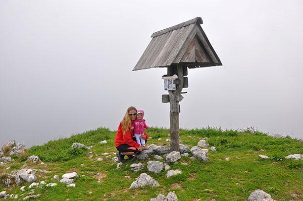 Tolsti vrh na Kriški gori