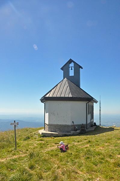 Kapela na Matajurju