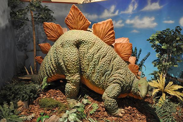 Najdišča ostankov dinozavrov, Kolorado