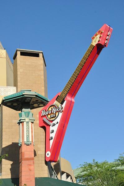 Hard Rock Cafe, Phoenix