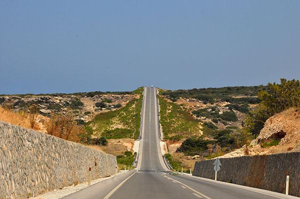 Ciper, ceste