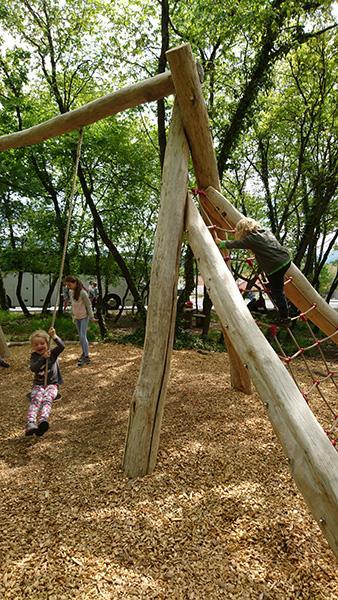 Igrala pri Parku Škocjanske jame