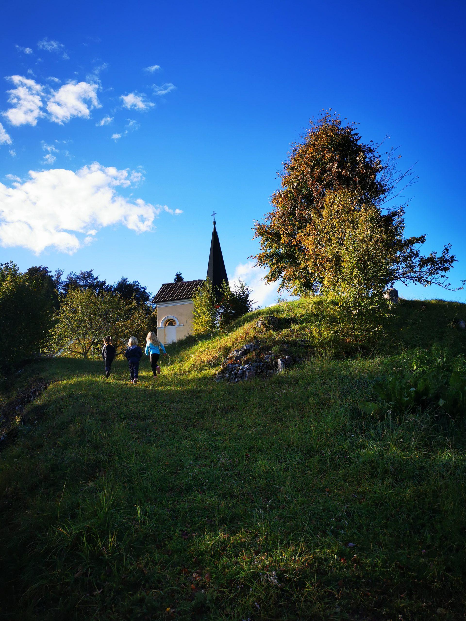 Cerkev sv. Jošta
