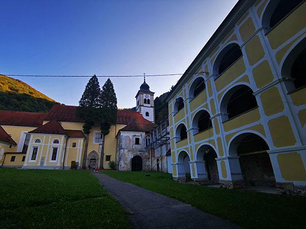 Samostan Studenice