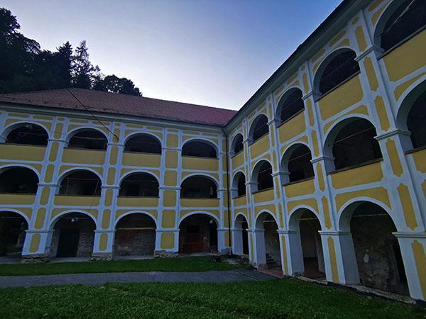 Samostan v Studenicah
