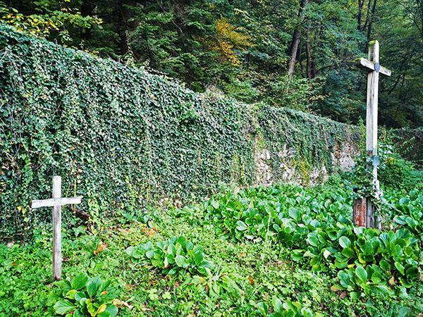 Nunsko pokopališče