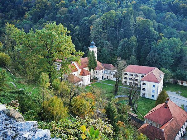 Razgled s Studeniškega gradu