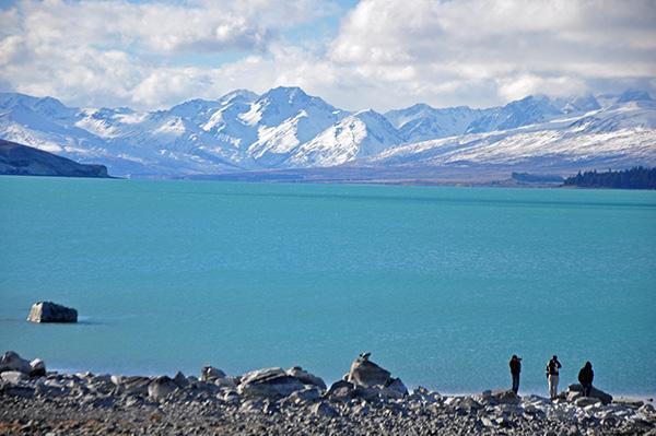 Južni otok, Nova Zelandija
