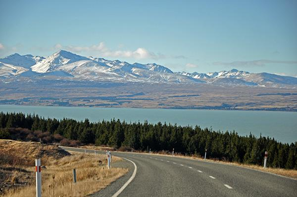 Ceste na Novi Zelandiji