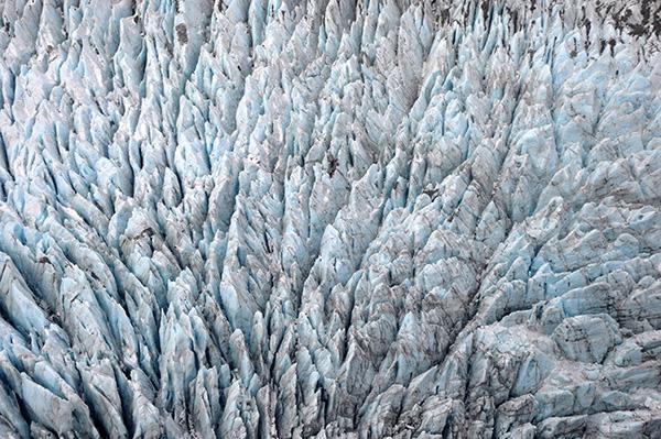 Ledeniki, Nova Zelandija
