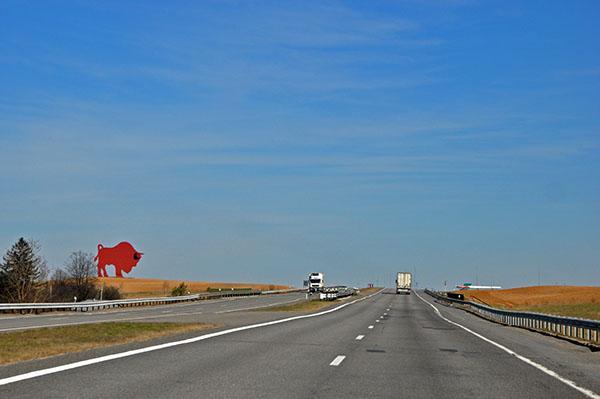 Cesta proti Minsku