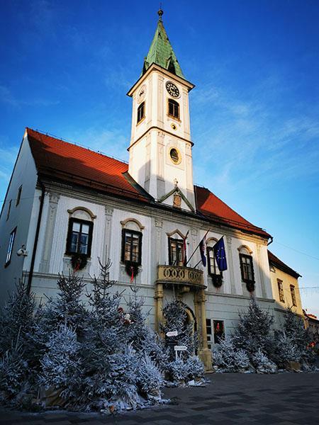 Varaždin, mestna hiša