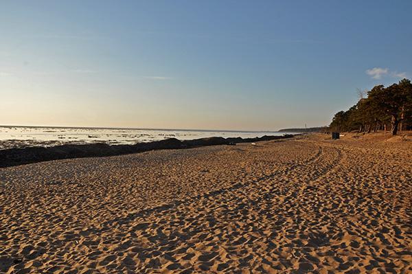 Plaže, Latvija