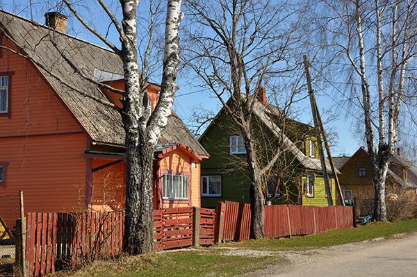 Estonsko podeželje