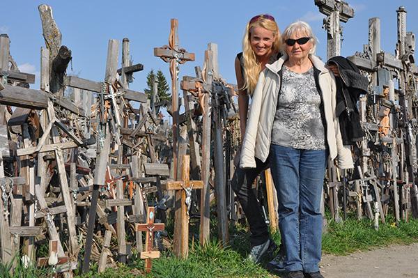Litva, hrib križev