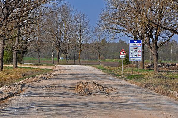 Mejni prehod med Litvo in Latvijo