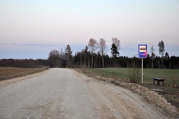 Latvija, podeželje