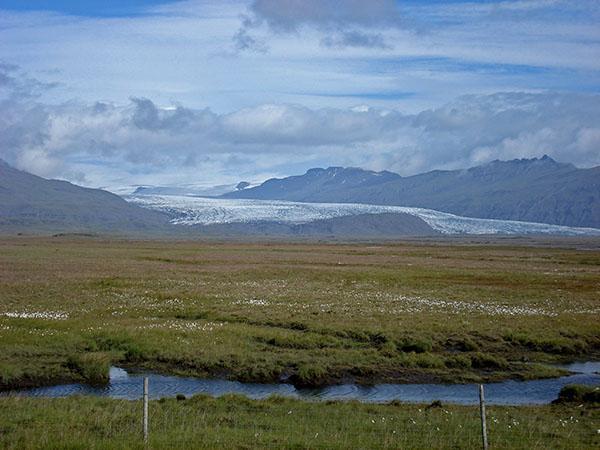 Ledenik Vatnajökull