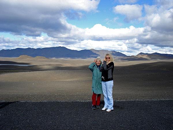 Islandska puščava