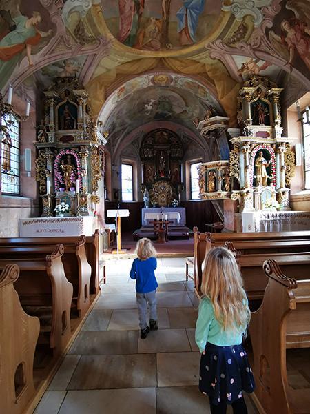 Cerkev na Keblju