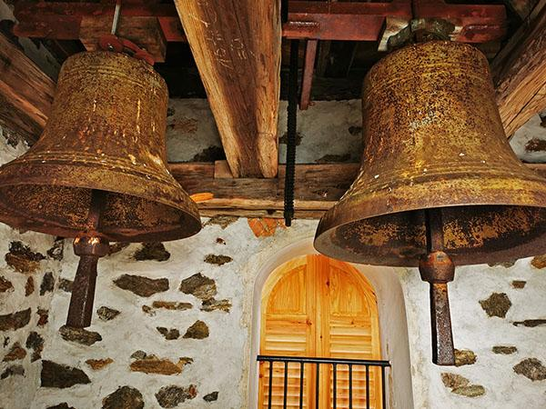 Zvonik cerkve sv. Pankracij