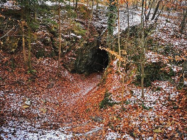 Tunel ozkotirne železnice