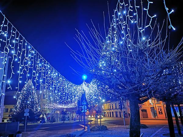 Glavni trg Slovenske Bistrice
