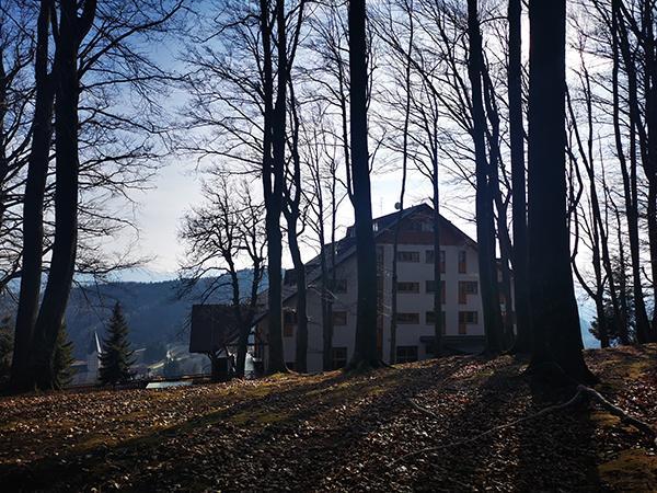 Almin dom na Svetini