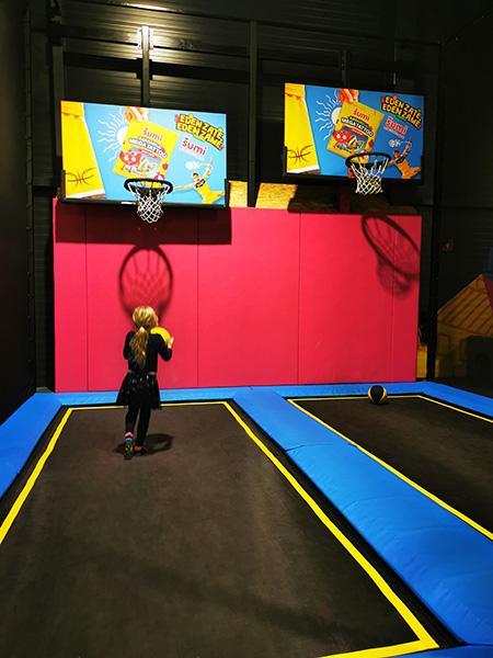 Igranje košarke